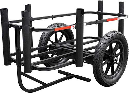 Rambo Bikes Trailers Aluminum Fishing Cart