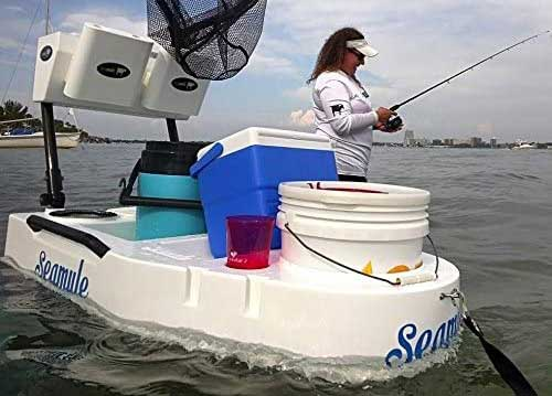 Seamule Floating Wade Cart