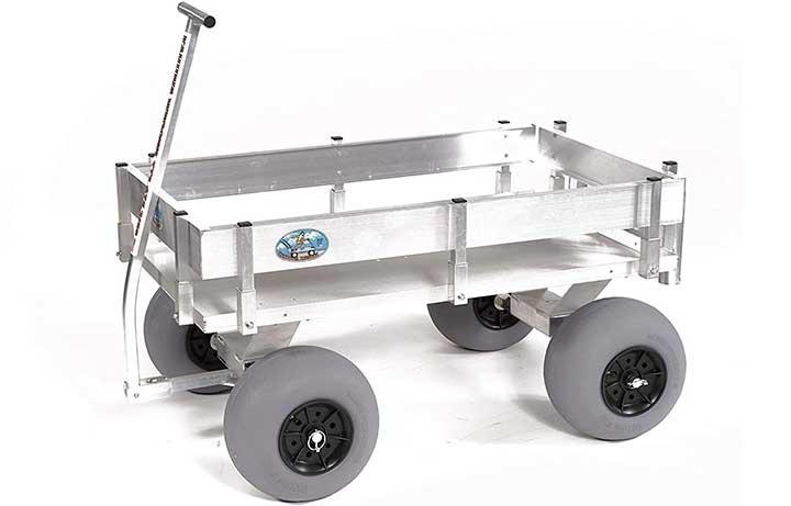 best fishing cart