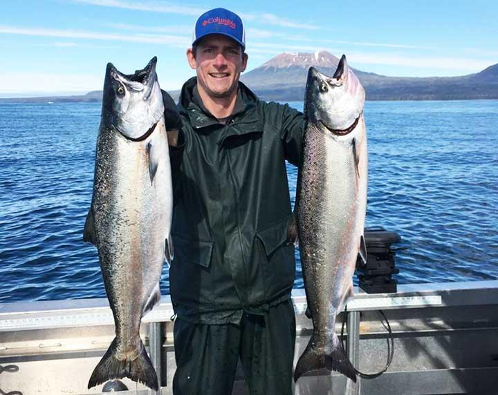 king salmon fishing in alaska