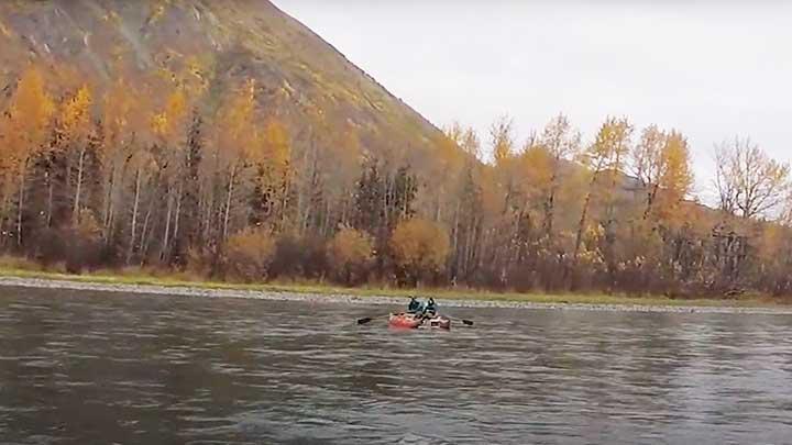 float boat fishing in alaska