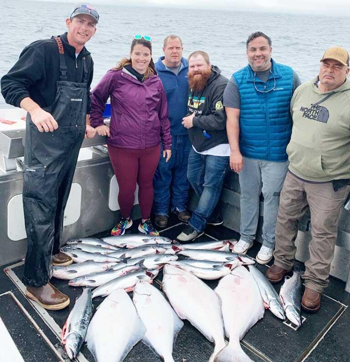 halibut fishing in sitka alaska