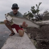 Tarpon fishing lures